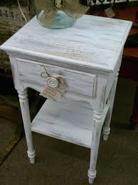 distressed wood end table grey wood end tables fredericks burg