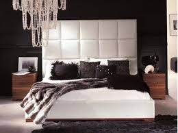Black Headboards For Double Beds by Top 25 Best Leather Double Bed Ideas On Pinterest Black Leather