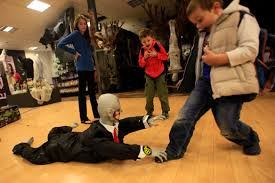spirit of halloween stores halloween stores pop up in old retail haunts the spokesman review