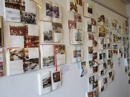 hang pictures without frames ways hang without frames wall mounted book hanging books homes
