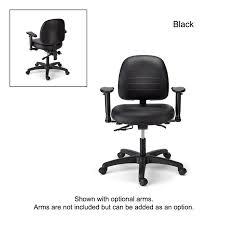 Rhino Chair Cramer Rpmd7 Rhino Plus Desk Height Medium Back Chair Ships Free
