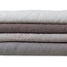 Quilted Cotton Coverlet Quilted Bed Covers Quilts Coverlets Rh Quilted Duvet Covers From