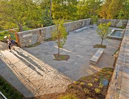 the new rock garden offers a fresh and uniquely canadian