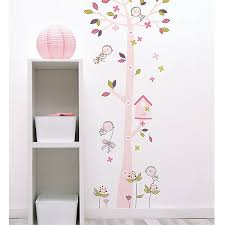 toise chambre bébé impressionnant stickers chambre bebe arbre 6 toise sticker