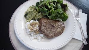 seriously simple county style steak