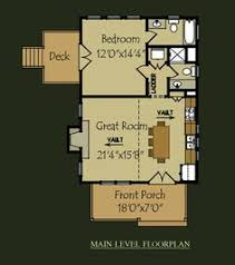 A Frame Lake House Plans by Second Floor Plan Of A Frame House Plan 57545 Plan De Maison