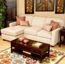 Small Leather Sofas Small Leather Sofa With Chaise Foter