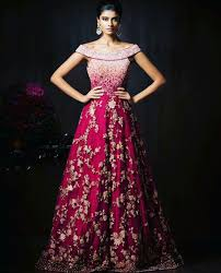 gowns for wedding gorgeous new indian reception gown styles for indian brides