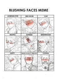 Blush Meme - aph blush meme germany by kuroneko3132 on deviantart