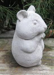 details about gorgeous leonardo hamster ornament feeding time