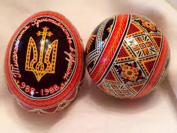 ukrainian easter eggs pysanky ukrainian easter eggs pictures cbs news
