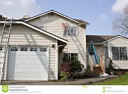 exterior house painting royalty free stock images image 5047209