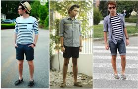 mens beach fashion fashion matching of men s canvas shoes fashion shorts men