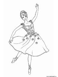 ballerina coloring pages download print ballerina coloring pages