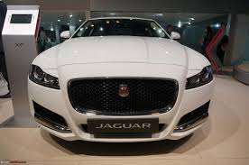 jaguar car icon jaguar auto expo 2016 team bhp