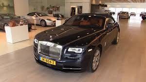 rolls roll royce 2017 rolls royce dawn in depth review interior exterior youtube