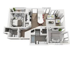 Floorplanes Floor Plans And Pricing For 399 Fremont San Francisco