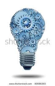 business ideas concepts featuring light bulb stock illustration