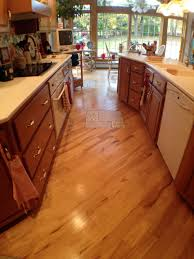 Best Floor For Kitchen by Astonishing Modern Kitchen Interior Design Using Unfinished Wooden