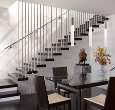 How To Design Stairs by Wooden Stair Railing Ideas With Dining Area For House In Sri Lanka
