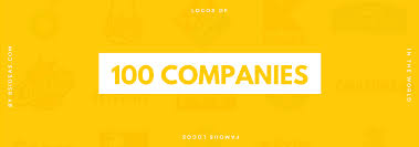 logos of the 100 largest companies in the world