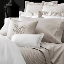 buy ralph lauren home wyatt quilted oxford pillowcase amara
