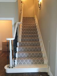 Silver Stair Rods by Taza From Tuftex Carpets Of California On The Stairs Very Pretty