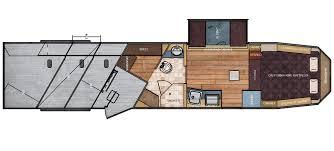 horse trailer living quarter floor plans 8 ft wide 11 15 living quarter trailer floor plan trails west