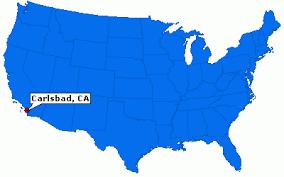 california map carlsbad carlsbad california city information epodunk