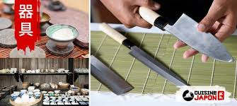 ustensile cuisine japonaise où acheter des ustensiles de cuisine à cuisine japon