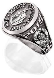 2 s ring 15 best mercy college images on newport class ring