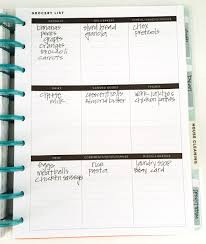 camping menu planner template the happy planner planning a week s meals me my big ideas 05 meal planning 03 jpg