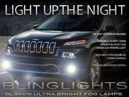 jeep cherokee lights amazon com 2014 2015 2016 jeep cherokee xenon fog l driving
