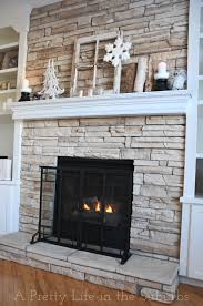 How To Finish A Fireplace - best 25 fireplace refacing ideas on pinterest reface brick