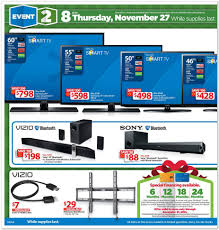 vizio tv black friday view the walmart black friday ad for 2014 deals kick off at 6