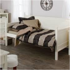 White Wood Daybed With Trundle Bedroom Cute Day Beds For Boys Rustic Twin Size White Wood
