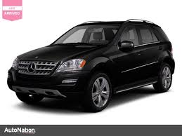 2010 mercedes ml350 used 2010 mercedes m class for sale buford ga