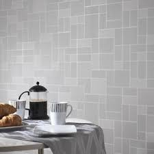 glitter wallpaper bathroom grey glitter tile wallpaper kitchen and bathroom tiling on a roll