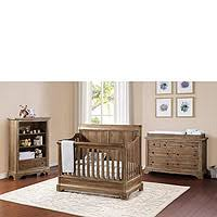 Convertible Crib Set Bertini Pembrooke 5 In 1 Convertible Crib Rustic