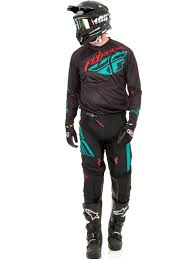 fly racing motocross fly racing black teal 2016 lite hydrogen mx jersey fly racing