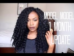 model model crochet hair model model crochet braid 1 month update