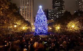 christmas light service chicago the best christmas tree in every state people com