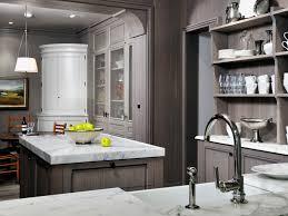 gray cabinets in kitchen home interior ekterior ideas