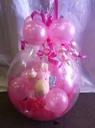 balloons gift pink stuffed balloon gift stuffed balloon gifts