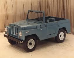 jeep concept vehicles kaiser jeep corporation prototype toledo lucas county public