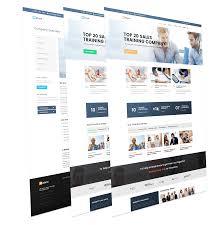 mature free responsive finance joomla template