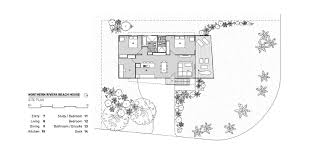 House Site Plan by Gallery Of Northern Rivers Beach House Refresh Design 14