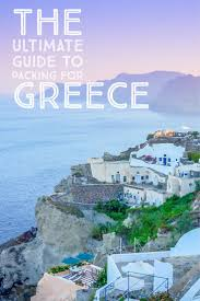 Greece On Map by Best 25 Greece Vacation Ideas Only On Pinterest Greece