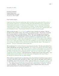 sample cover letter for portfolio guamreview com