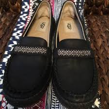 ugg eitan sale 64 ugg shoes ugg kaelee black flats from stefanie s closet